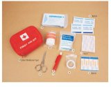 Manufacture Mini Portable Emergency Pet First Aid Kit Pet Supply