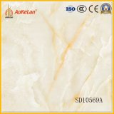 Inkjet Marble Copy Full Glazed Polished Porcelain Ceramic Tile