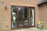 Customized Design/Size UPVC/PVC/Plastic Hurricane Impact Glass Windows and Doors