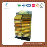 Customized Floor Board Display Rack (SR-HJ09)