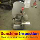 Bone Sawing Machine Quality Inspection / Meat Machine Quality Control Services
