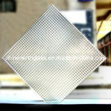 Clear Tempered Patterned Glass (CNG-PG01)