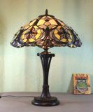 Art Tiffany Table Lamp 765