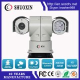 4G WiFi Network Vehicle HD PTZ IP Camera