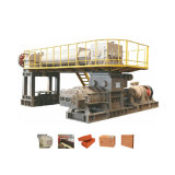 12000 PCS Hourly Fired Clay Bricks Making Machine for Modern Brick Making Plant