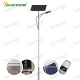 Cheap 60W Solar LED Street Light with MPPT Controller with Jinko Solar Panel
