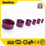 3.5-Inch Rapid Core Eject Hole Saw High Carbon Steel