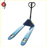 Wholesale AC Pump Hand Pallet Truck with Long Fork