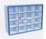 Kids Furniture Wooden Bookshelf Magazine Rack (SF-24W)