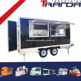 The Best Selling Fast Food Mobile Kitchen Trailer Truck