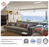 Original Hotel Furniture with Living Room Corner Sofa (YB-B-27)