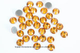 DMC Hotfix Rhinestones Iron on Ss6-Ss30 Siam Hot Fix Rhinestones Flatback for Wedding Dress (HF-ss20 topaz/3A)