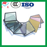 Cheap Energy Building Saving Low E Heated Tempered Insulated Structural Glass Curtain Wall Hollow Glass