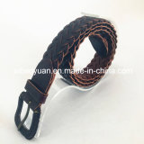Leisure All-Match PU Braided Belt
