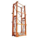 Vertical Guide Rail Elevator Hydraulic Cargo Lift Price