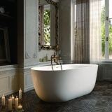 Wholeslaer Freestanding Acrylic Bathtub with Cupc, Ce Certficate