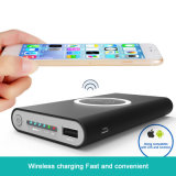 2018 Hot 20000mAh Power Bank External Battery Quick Charge Wireless Charger Powerbank Portable Mobile Phone for iPhone 8 8plus X