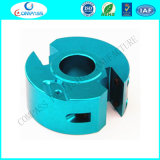 High Precision CNC Machining Turning Milling Anodized Aluminum CNC Part