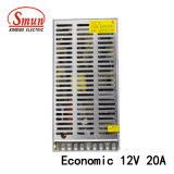 Smun Sml-250-12 250W 12VDC 20A Single Output LED Power Supply