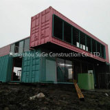 Professional Design/ Refitting Decoration Business/Container Construction