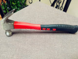 8oz American Type Claw Hammer (XL0038) with Double Colors Curved TPR Handle