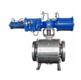 "API High Performance""O"" Shut-off Ball Valve"