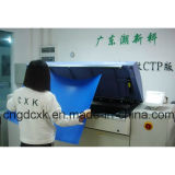 Speedy Exposure Well Developing CTP Plate