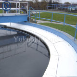 Quality Assurance Chemical Industry FRP Effluent Cover FRP Sewage Pool Cover