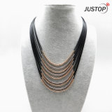 Fashion Women Accessories Jewelry Multi Layers Class Alloy Necklace