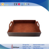 Hotel Hand Made Wooden Saving Tray (4111R7)