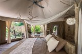 Campimg Tent with Luxury Decortation Insde & Outside