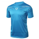 Customised Sports Running Cool Short Sleeve Mans Dri Fit Jersey Shirt