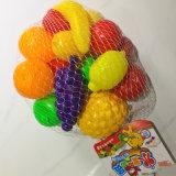 Wholesale Educational Fresh Fruit and Veggie Colorful Toys