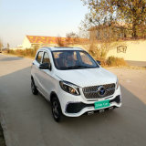 China Factory Cool Adult 4 Wheel Electric Car 72V 4000W Electric New Energy Automobile