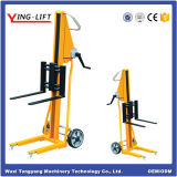 High Quality Mini Hand Winch Stackers