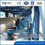 Long Distance Pipe Belt Conveyor for Bulk Material Handling