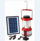 3W Rechargeable Outdoor Solar Lantern with USB Charger