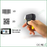 Industrial Bluetooth Wearable Finger Barcode Scanner 2D Fs02 for Inventory Control 2 Years Warranty