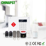 Hot Selling APP Control RFID Wireless GSM Alarm System (PST-G66B)