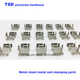 Custom High-Speed Punch Stamping Stainless Steel Hardware Products