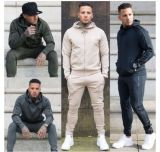 Wholesale Custom Mens Hoodie Tracksuit