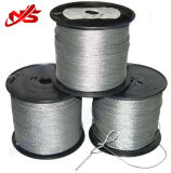 Steel Wire Rope Galvanized Aircraft 7X7 Customized Packing