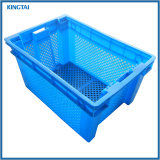 Wholesale Customized Recyclable Transport Vegetable Plastic Mesh Crate