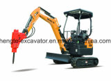 1.9 Ton Mini Excavator Made in China