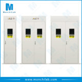Laboratory Medical Gas Cylinder Storage Cabinet with Safety Device