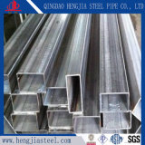 AISI 201 Welded Stainless Steel Rectangular Tube for Auto Parts