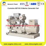 Cummins Power Range From 30kw -800kw Marine Diesel Generator Price