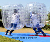 New Design Fashion Inflatable Belly Bumper Ball/ Body Zorb Bubble Ball for Funny