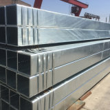 Best Selling Hot DIP Galvanized Carbon Hollow Section Square Steel Pipe