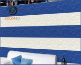 Fireproofing Wooden Wave Decorative MDF Board